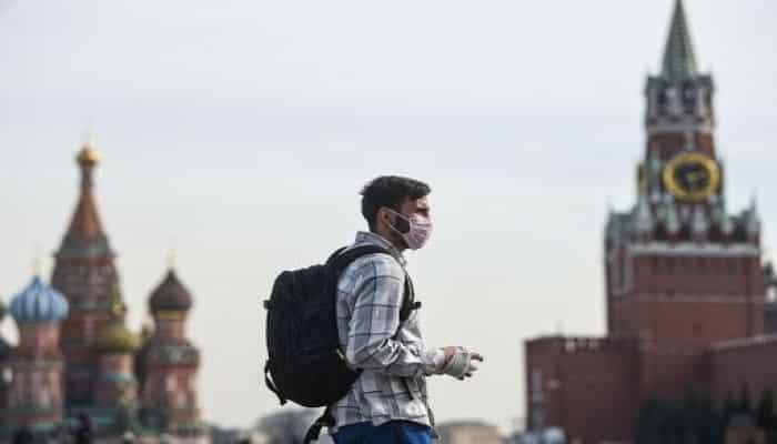 В Москве режим самоизоляции продлён до 14 июня: парки и стадионы будут открыты