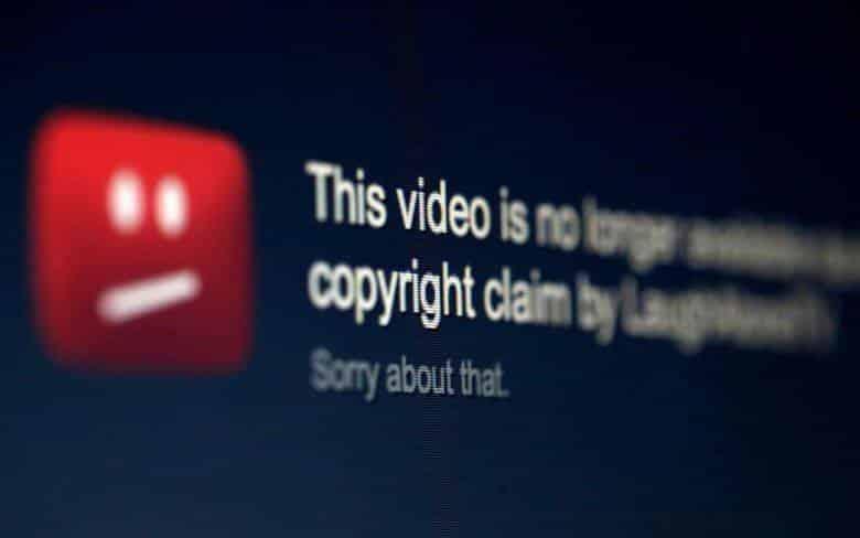 Россияне могут лишиться YouTube за нарушение авторских прав