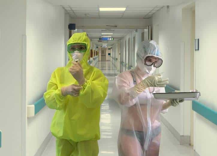 Знаменитая медсестра в купальнике из Тулы удивившая всех: кто она