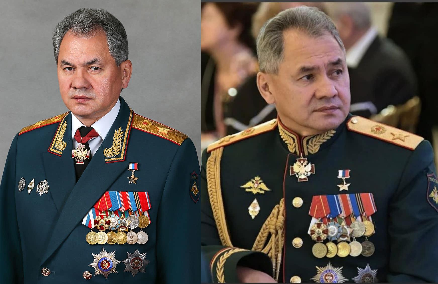 Заслуги министра обороны перед отечеством отмечены государственной наградой