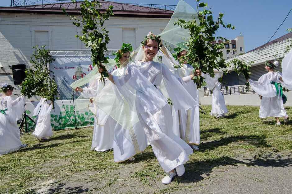 Какого числа православные отмечают Духов день в 2020 году