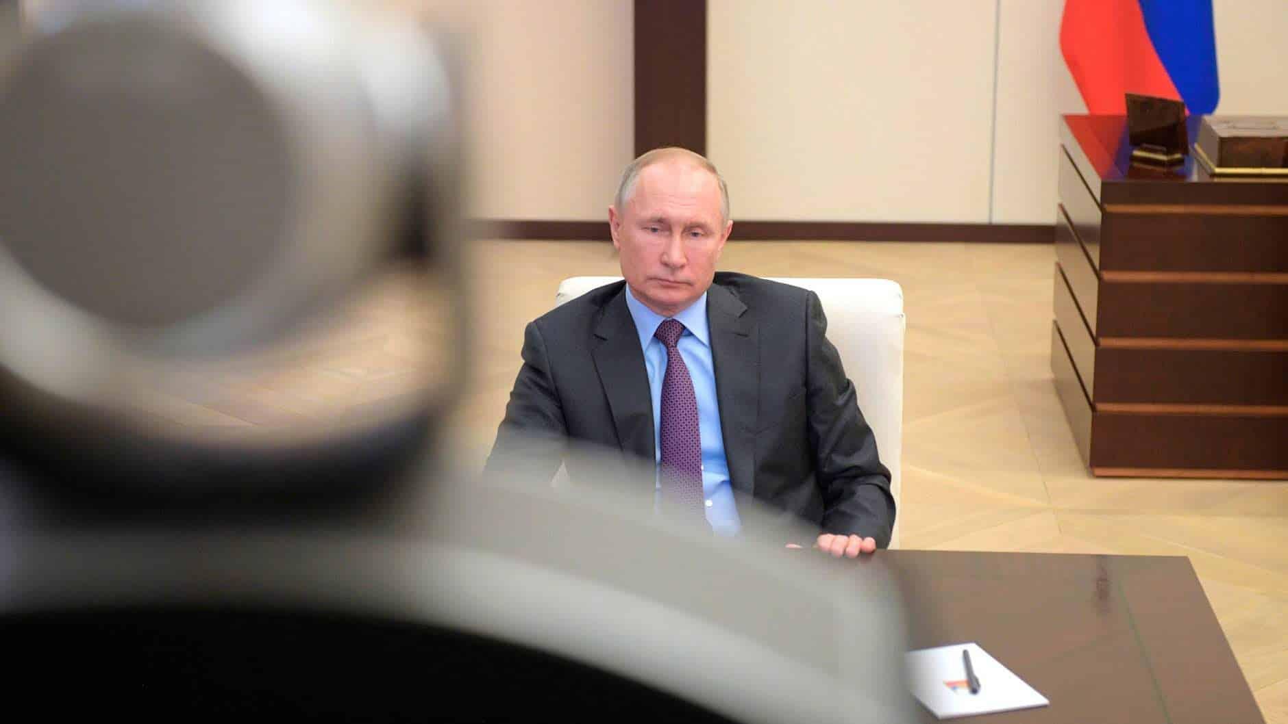 О стабилизации в России ситуации с коронавирусом заявил Владимир Путин