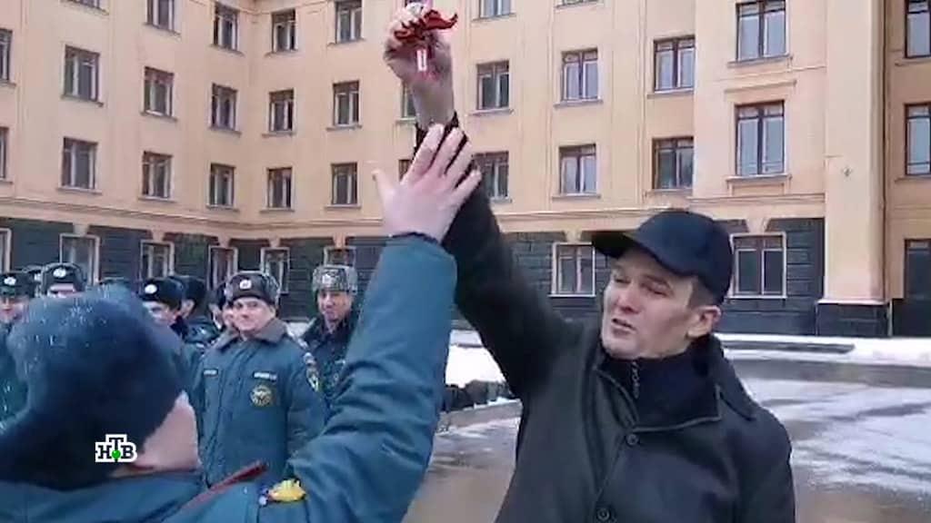 На Владимира Путина подал в суд отправленный в отставку глава Чувашии