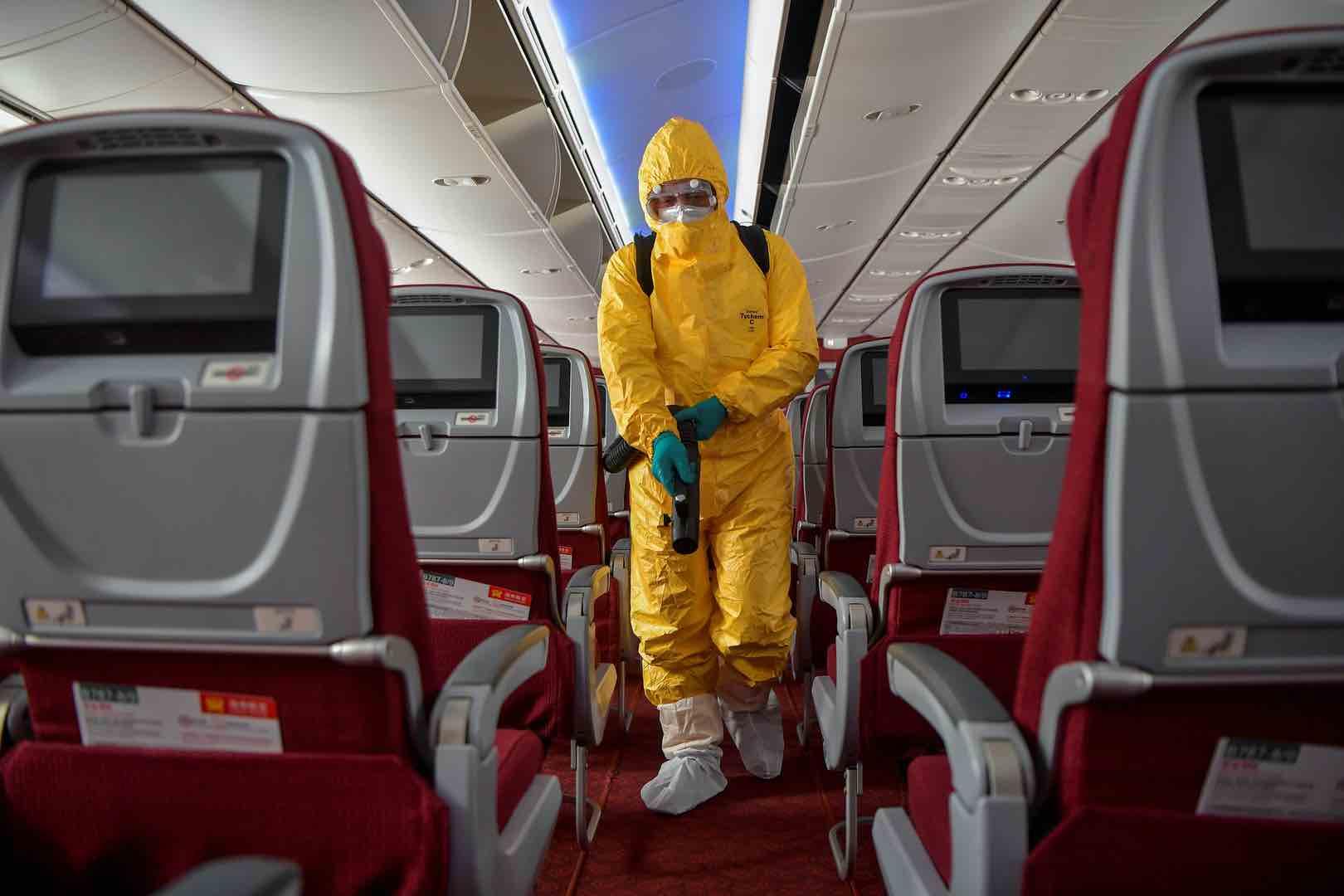 Перелеты по стране будут доступны без верхней одежды и в масках даже после снятия карантина