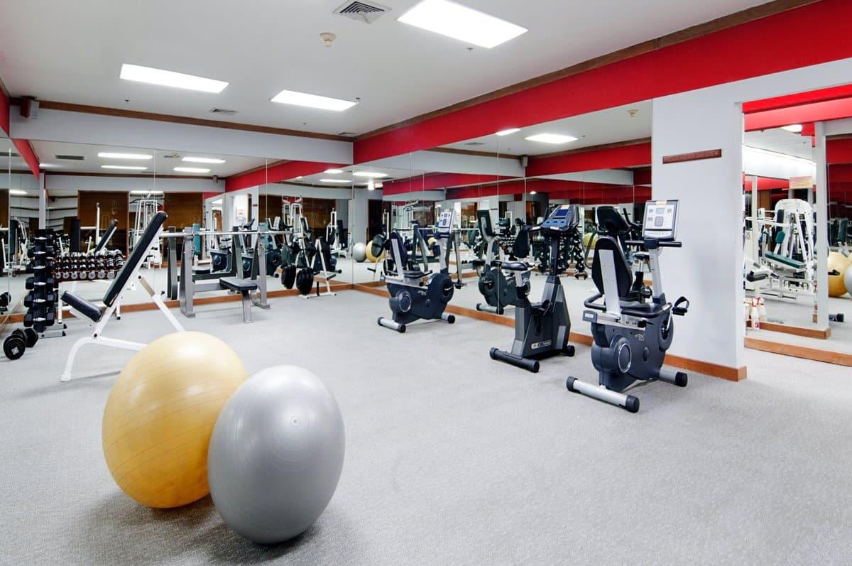 Фото спортивного клуба залы