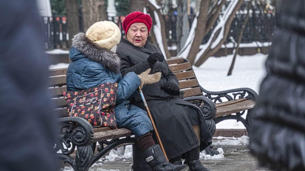Возраст выхода на пенсию россиян может повыситься из-за кризиса