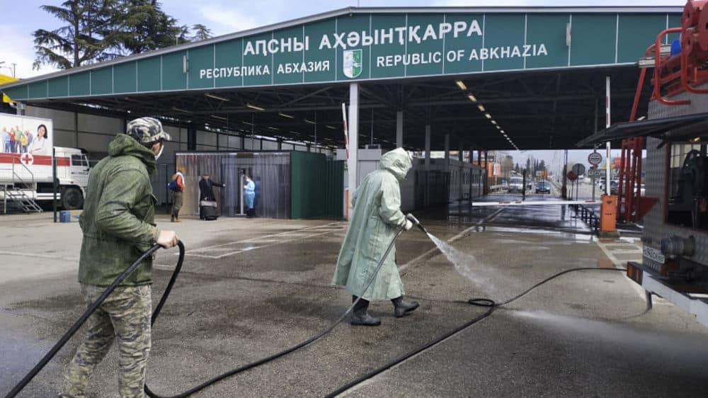 Абхазия не откроет свои границы, раньше, чем 15 июня текущего года