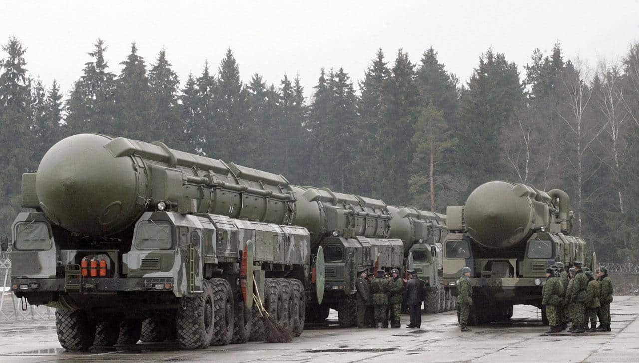 Путин рассказал о ядерном оружии России