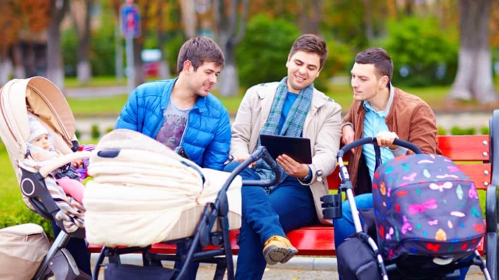 Декретные отпуска отцам: быть или не быть?