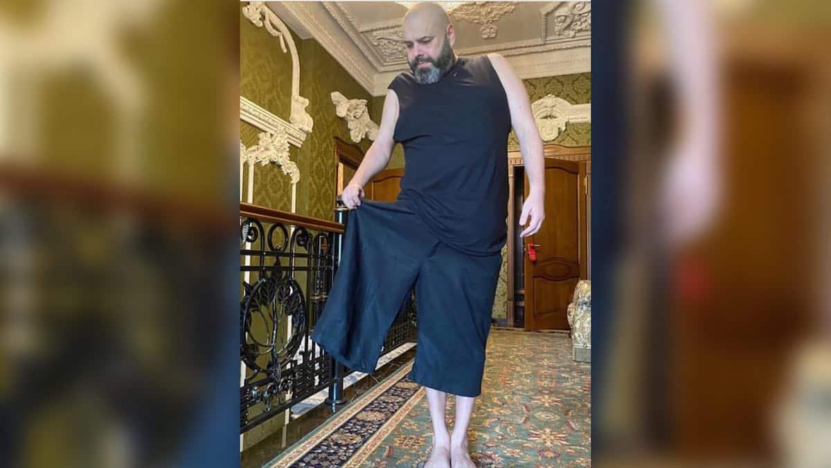 Минус сто килограмм: чем грозит Максиму Фадееву резкое похудение