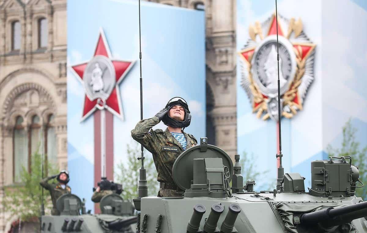 Парад Победы перенесенный 24 июня 2020 года пройдет не по всей России