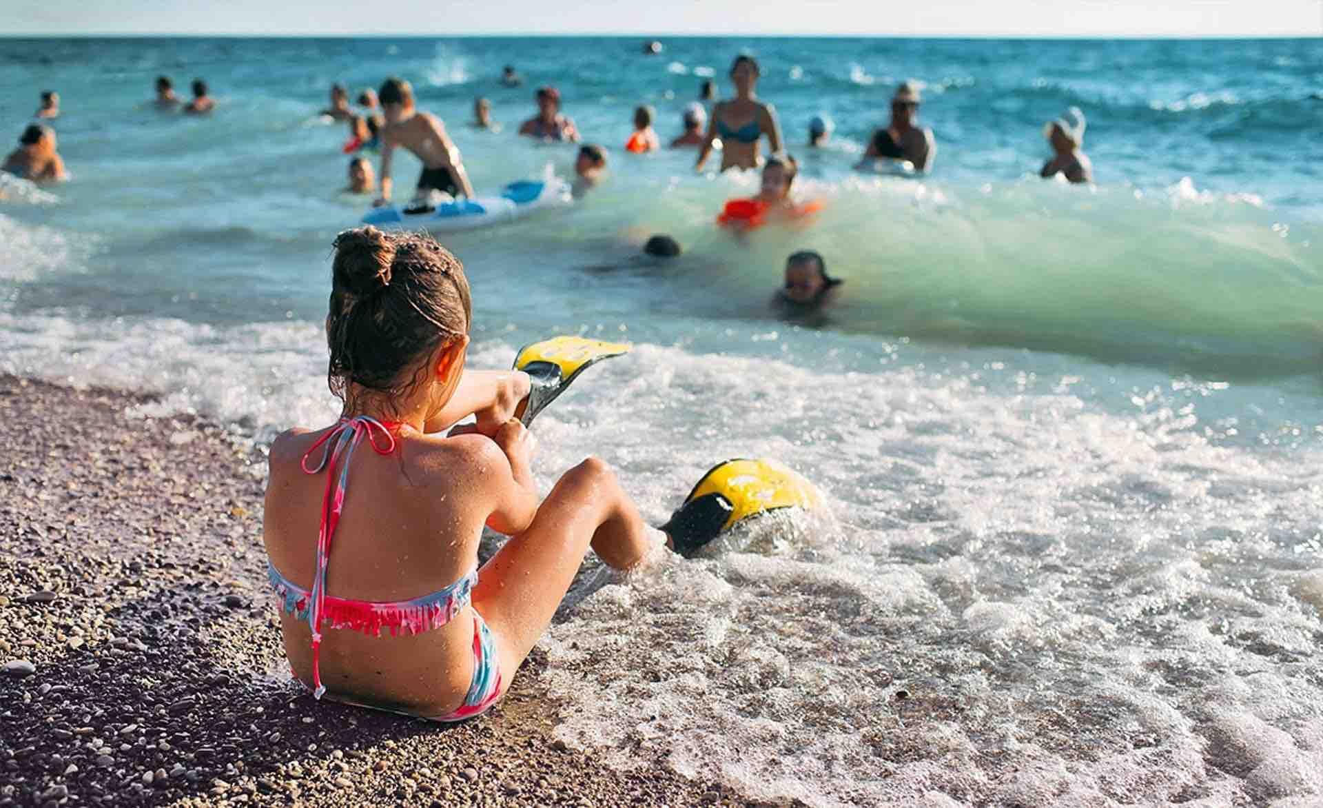 В России с 1 июля заработают все курорты