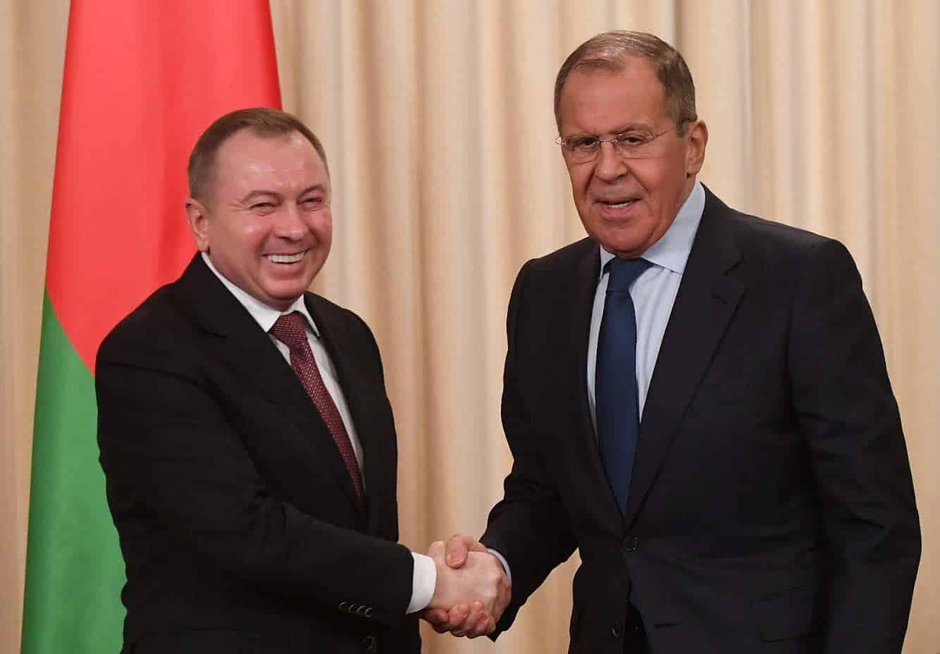 Открытие границы России с Белоруссией запланировано на 29 июня, рассказал глава МИД РФ