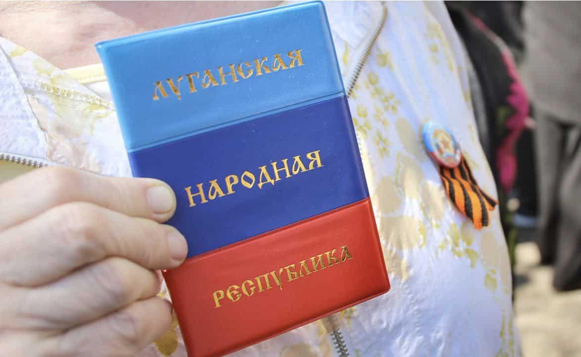В ЛНР украинский язык больше не будет вторым государственным языком