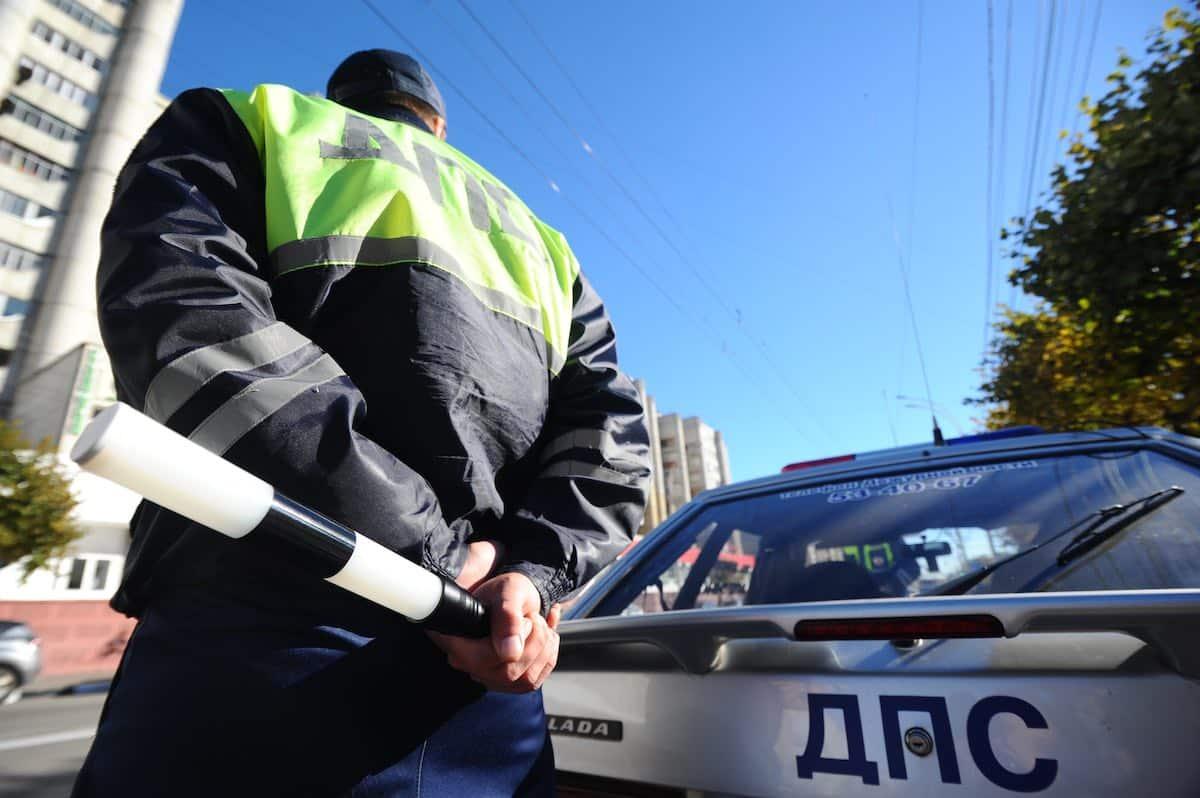 Новые виды штрафных санкций ГИБДД, введенные с 05.06.2020