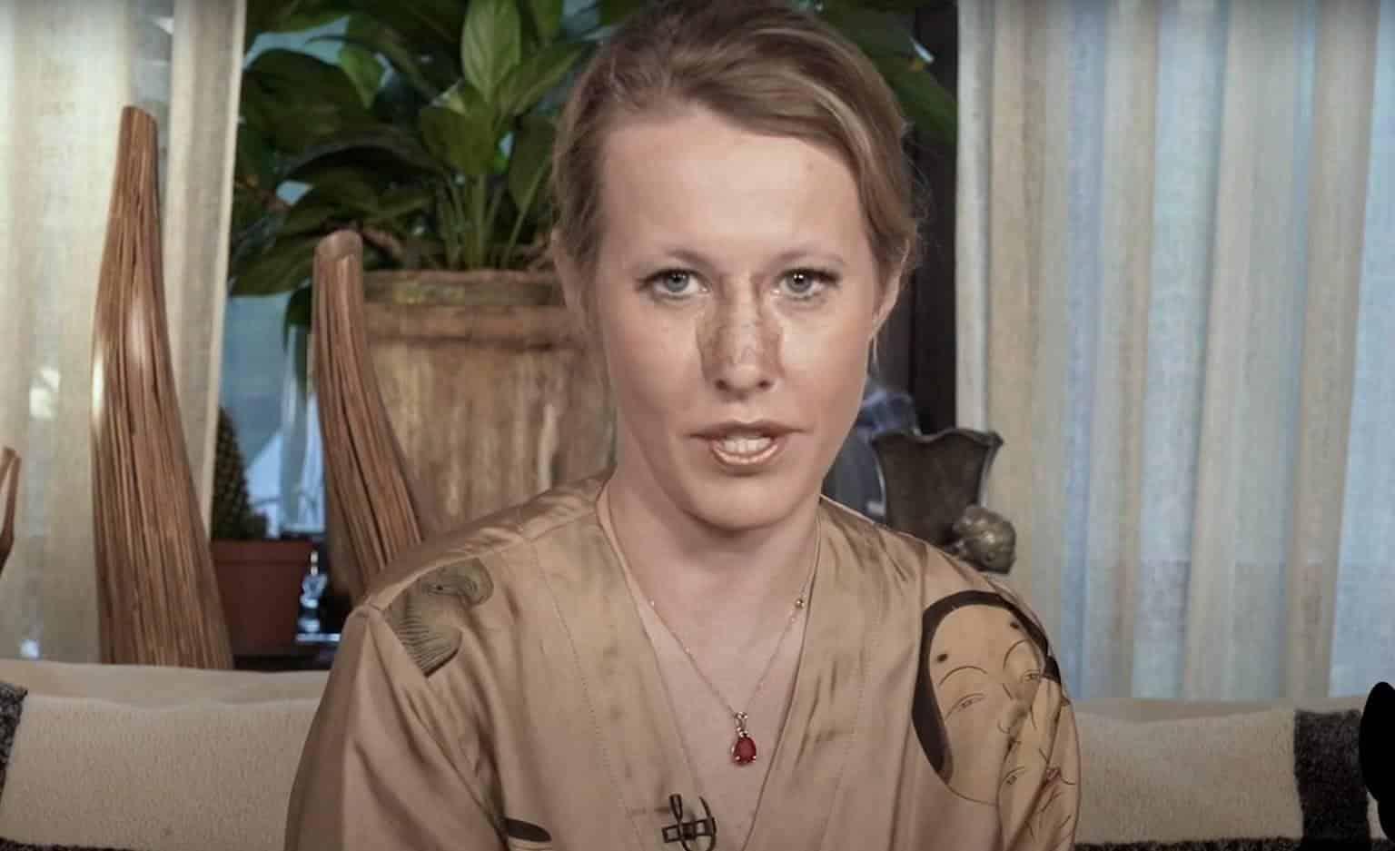 Ксении Собчак сделали операцию, у нее сотрясение мозга и сломан нос