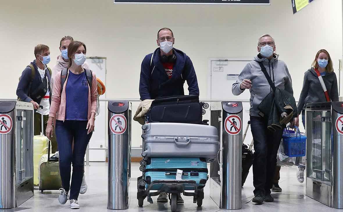 В Росавиации назвали дату возможного возобновления перелетов из России в другие страны