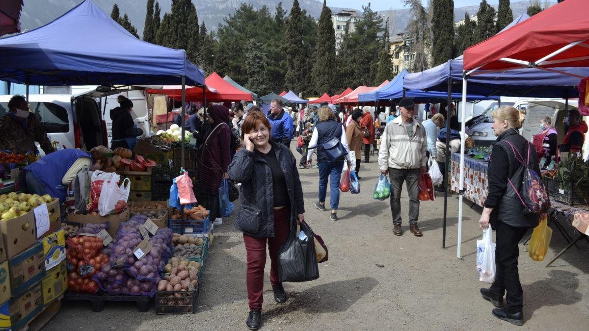Выходные ярмарки в Москве в 2020 году проходят в соответствии с требованиями Роспотребнадзора