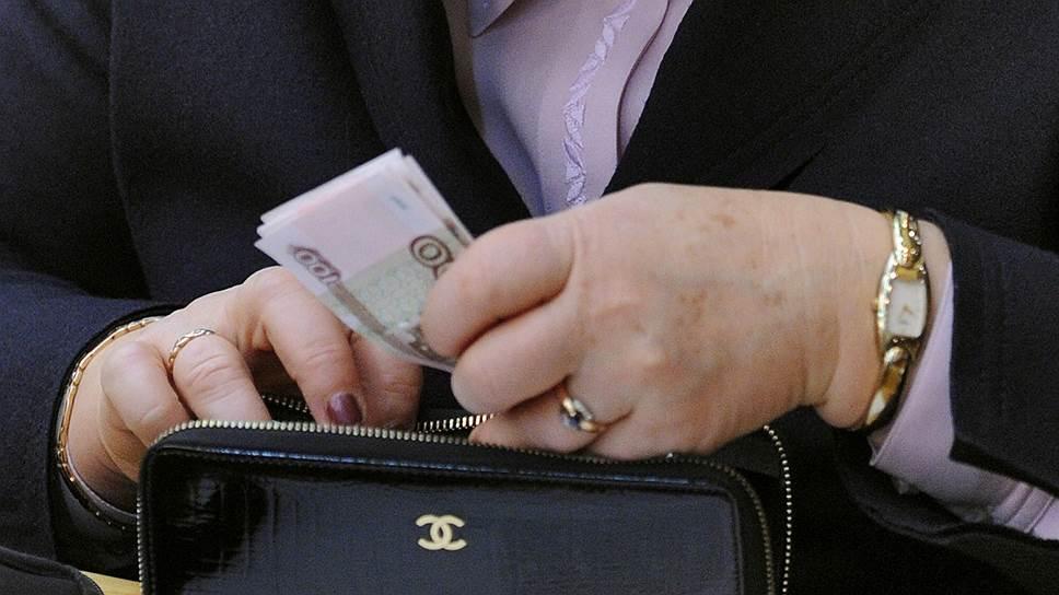 Повышение зарплаты российским чиновникам, обсуждается в правительстве