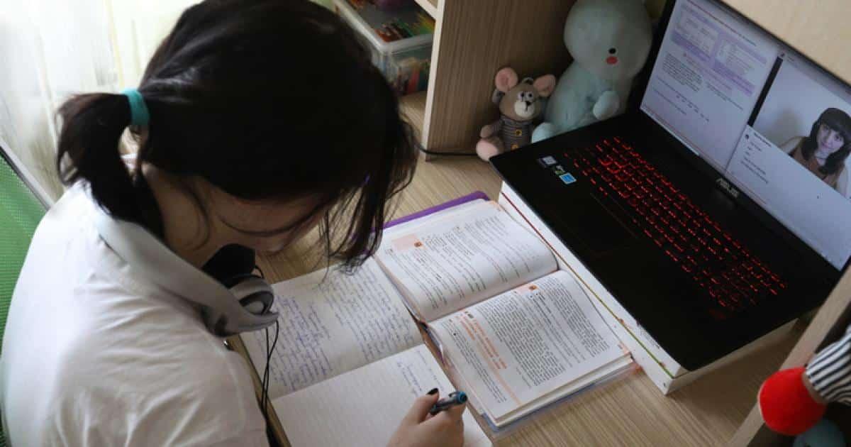 Дистанционное обучение в школах могут продлить до конца года