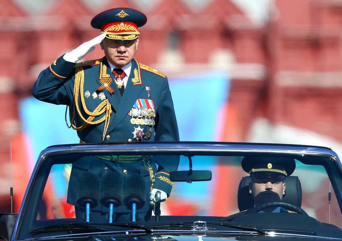 Министр обороны Шойгу рассказал о подготовке к Парадам Победы