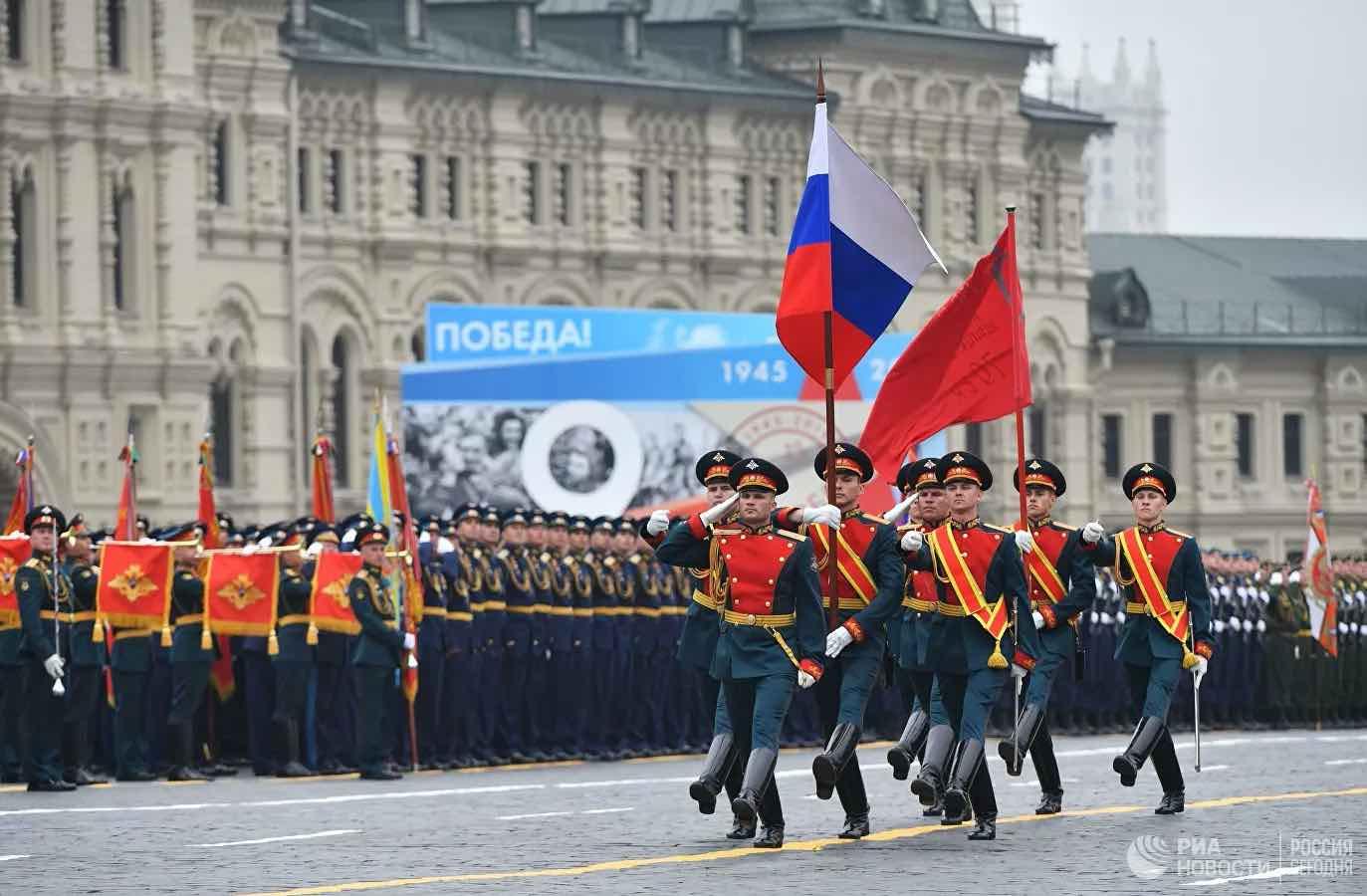 Как пройдёт парад Победы 24 июня 2020 года, рассказали в администрации президента