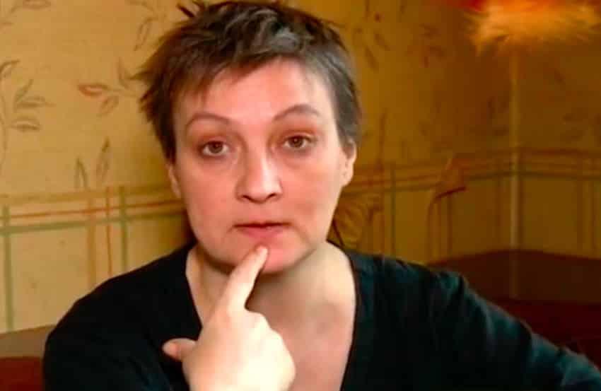 Четвертая жена Михаила Ефремова, Ксения Качалина находится в тяжелом положении из-за бывшего мужа