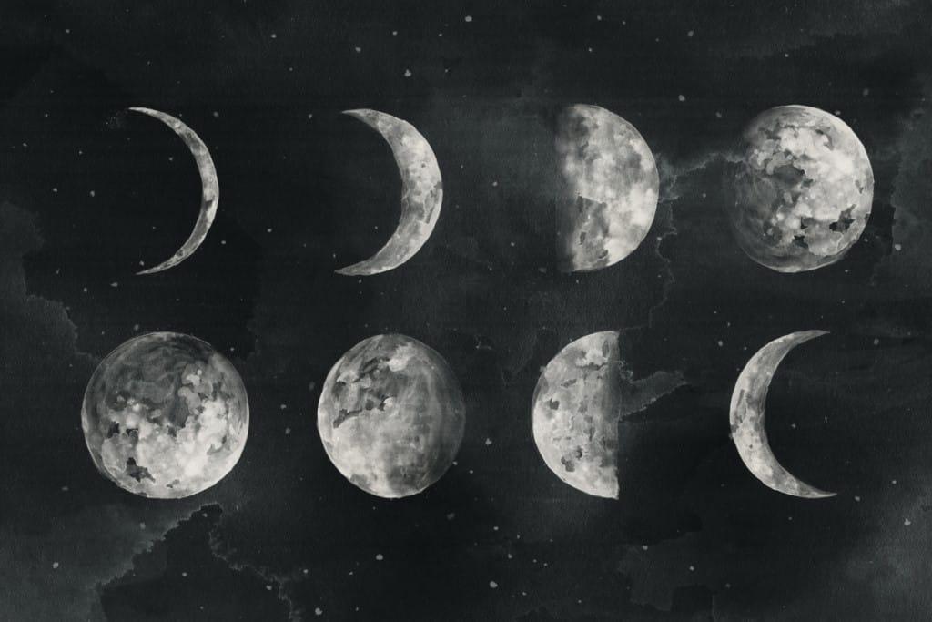 Убывающая луна в июне 2020: что можно делать, а что делать нельзя