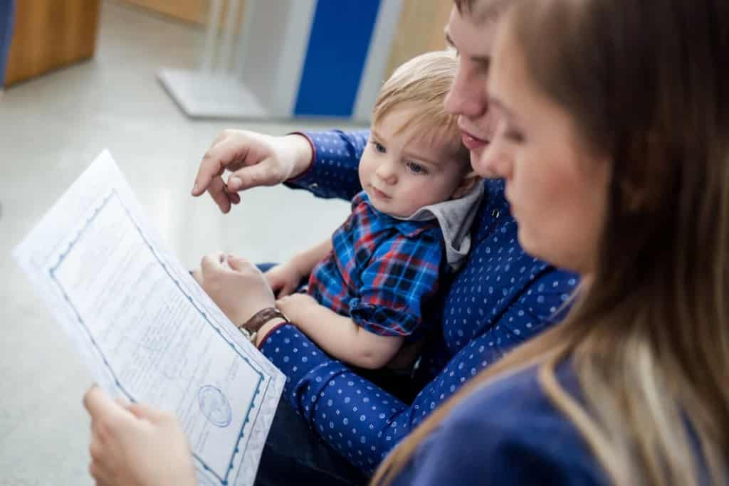 В России начались выплаты на детей от 3-х до 7-ми лет