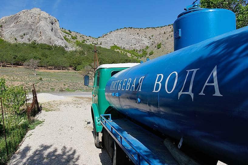 Ученые обнаружили в Крыму пресную воду