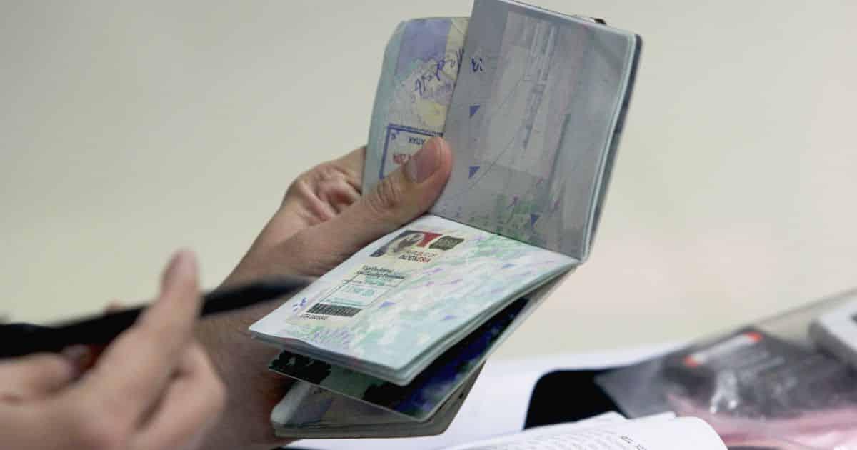 Взаимное признание виз введено между Россией и Белоруссией