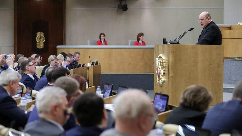 В правительстве не поддержали законопроект о ежемесячных выплатах российским домохозяйкам
