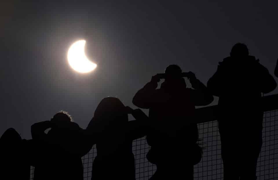 Кольцевое Солнечное затмение 21 июня 2020 пройдет в знаке Рака
