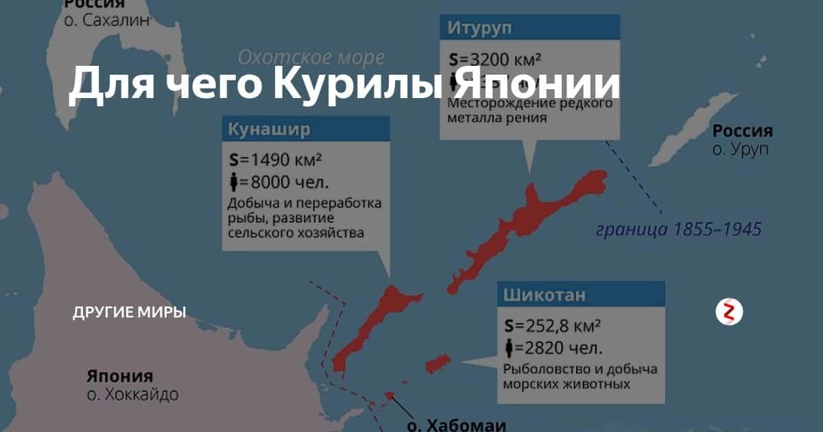 Курильские острова: каким образом попали в состав России?