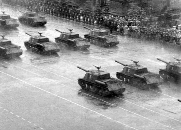 Парад Победы 24 июня в Москве: смотреть прямую онлайн-трансляцию с Красной площади