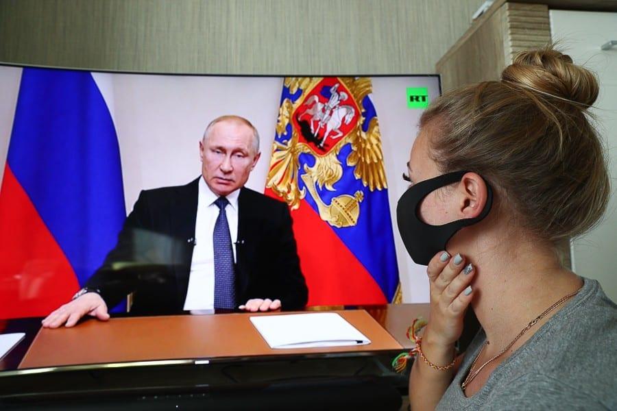 По указу Путина 1 июля 2020 будет выходным днём с сохранением зарплаты