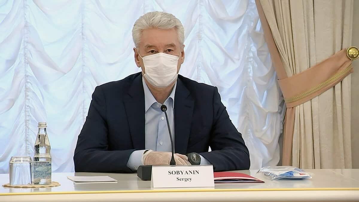 Масочный режим в Москве может сохраниться до начала вакцинации