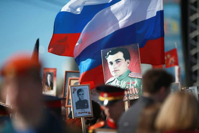 Бессмертный полк состоится 26 июля во многих регионах России