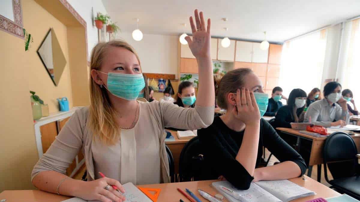 Особенности прохождения ЕГЭ школьниками России в 2020 в период пандемии