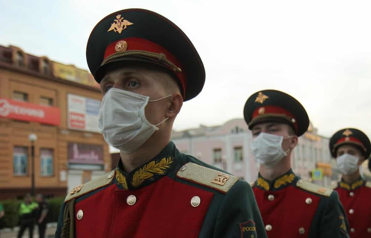 От проведения Парада Победы отказались многие российские регионы