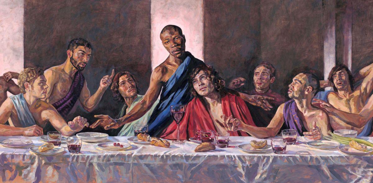 Заявление РПЦ: изображение с темнокожим Иисусом противоречит канонам церкви