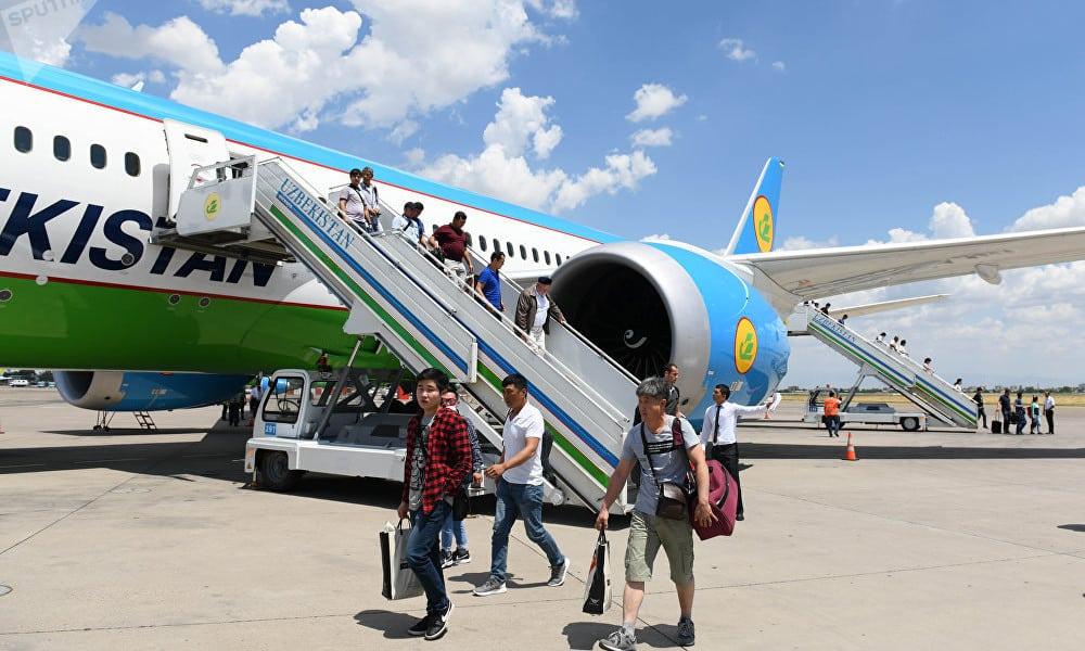 Россия ведет переговоры с Узбекистаном о возобновлении авиасообщения