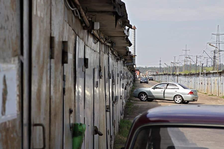 В Госдуме обсуждается законопроект о гаражной амнистии