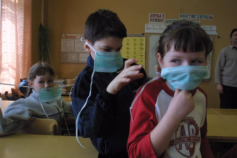 Школьные линейки в 2020 году отменили из-за коронавируса