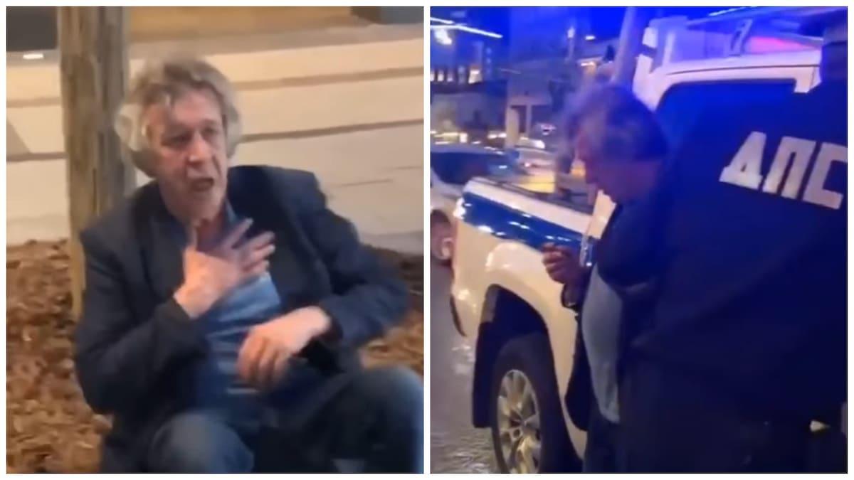 В МВД опровергли слухи, о наличии второго пассажира в машине Михаила Ефремова во время ДТП