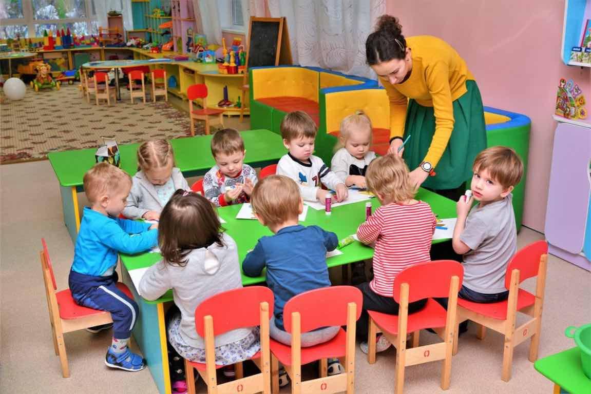 Открытие детских садов в России с 1 сентября будет зависеть от эпидемиологической обстановки