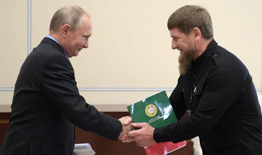 Рамзан Кадыров заявил что Путин должен быть президентом пожизненно