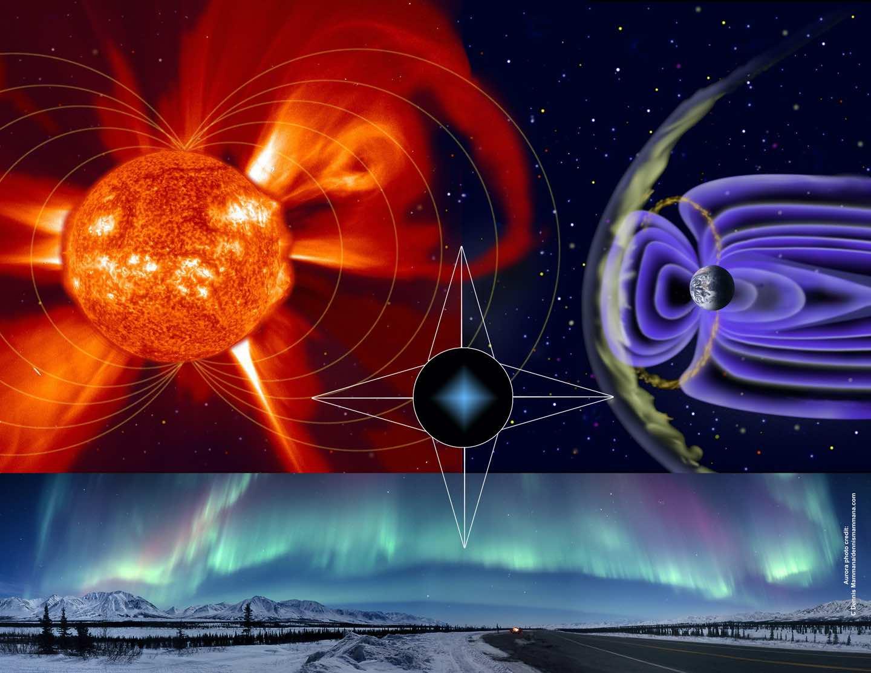 Календарь возмущенного магнитного поля Земли на июль 2020 года для метеозависимых людей