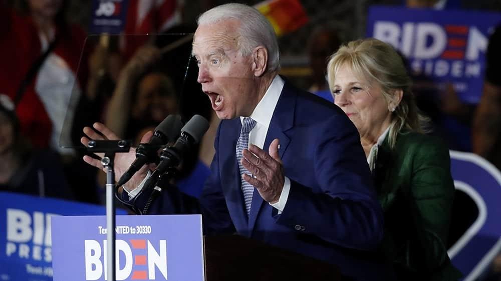 Джо Байден: Дерипаска считает, что избрание его президентом США повлечёт новые санкции для России