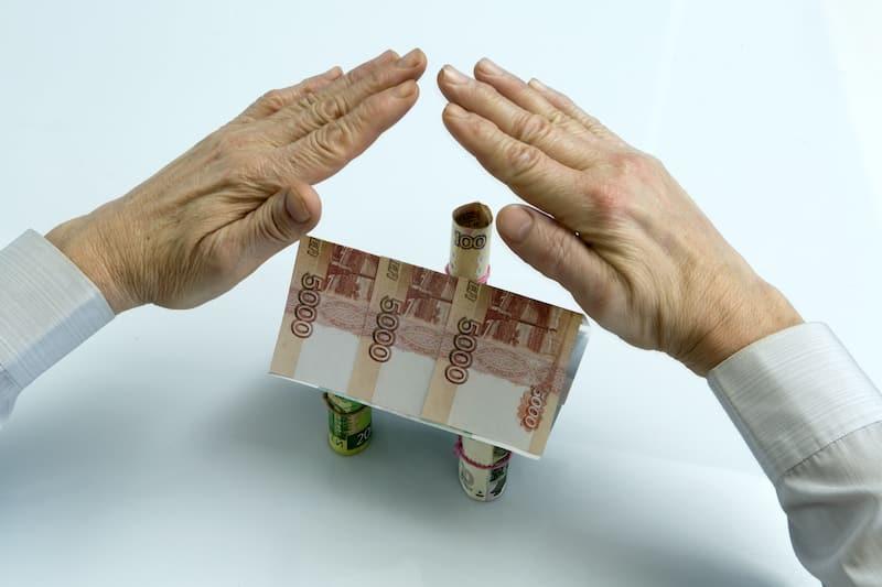 Слабый оптимизм по укреплению рубля высказали эксперты